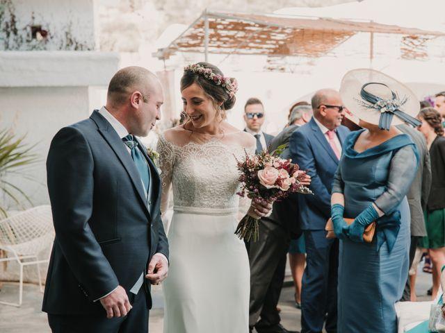 La boda de Antonio y Beatriz en Los Villares, Jaén 33