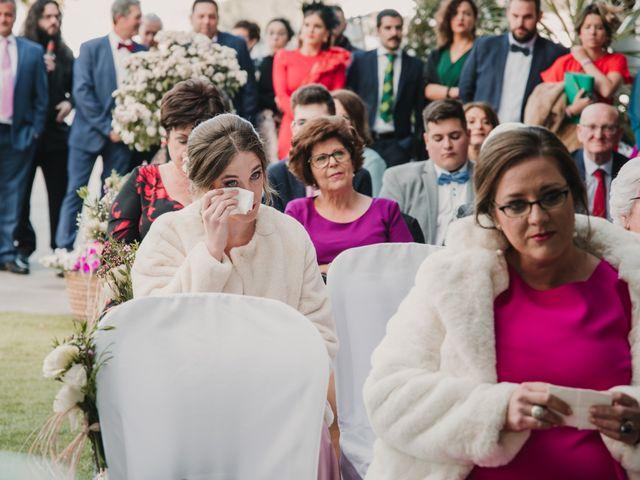 La boda de Antonio y Beatriz en Los Villares, Jaén 35