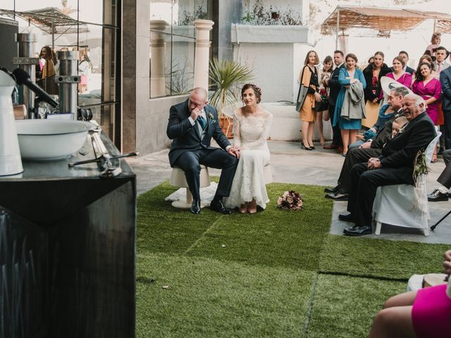 La boda de Antonio y Beatriz en Los Villares, Jaén 36