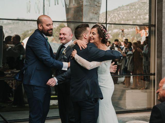 La boda de Antonio y Beatriz en Los Villares, Jaén 38