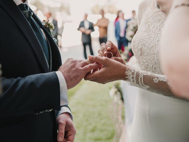 La boda de Antonio y Beatriz en Los Villares, Jaén 40