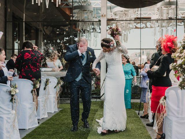 La boda de Antonio y Beatriz en Los Villares, Jaén 43