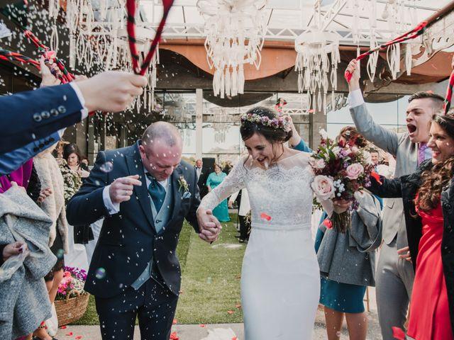 La boda de Antonio y Beatriz en Los Villares, Jaén 45