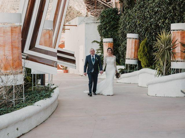 La boda de Antonio y Beatriz en Los Villares, Jaén 49