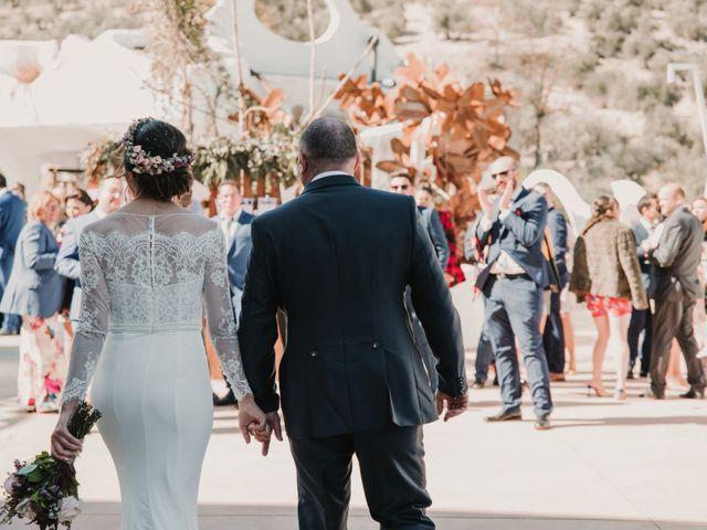 La boda de Antonio y Beatriz en Los Villares, Jaén 50