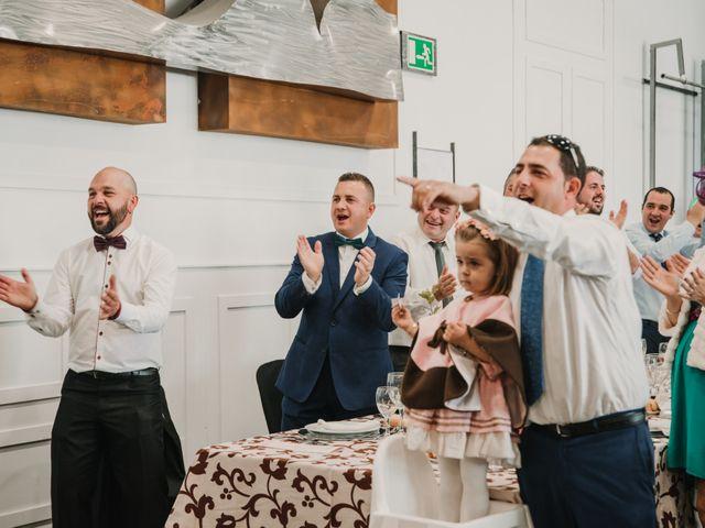 La boda de Antonio y Beatriz en Los Villares, Jaén 55