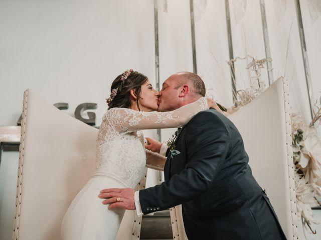 La boda de Antonio y Beatriz en Los Villares, Jaén 56