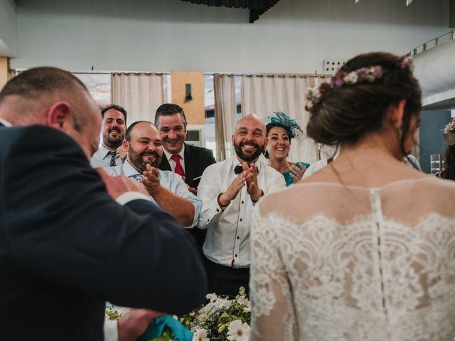 La boda de Antonio y Beatriz en Los Villares, Jaén 58
