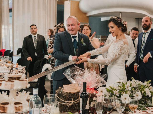 La boda de Antonio y Beatriz en Los Villares, Jaén 60