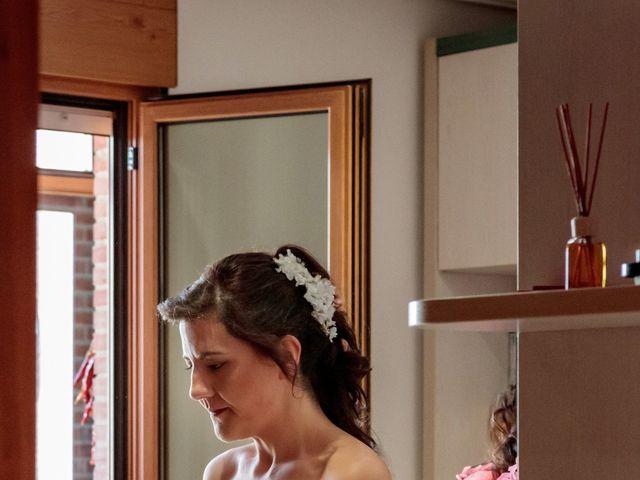 La boda de Mario y Seila en Cembranos, León 4
