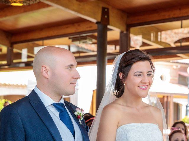 La boda de Mario y Seila en Cembranos, León 8