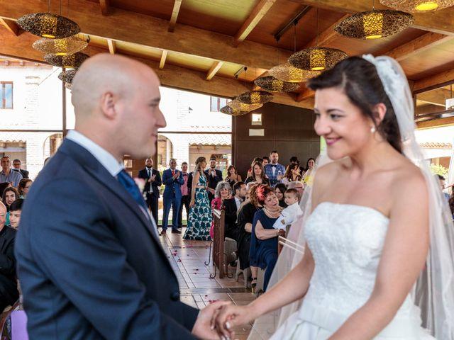 La boda de Mario y Seila en Cembranos, León 9