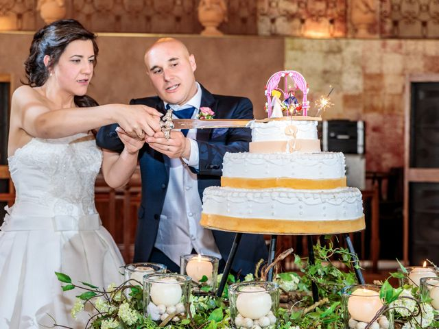 La boda de Mario y Seila en Cembranos, León 14