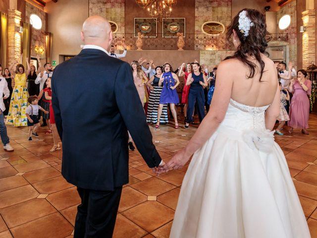 La boda de Mario y Seila en Cembranos, León 15