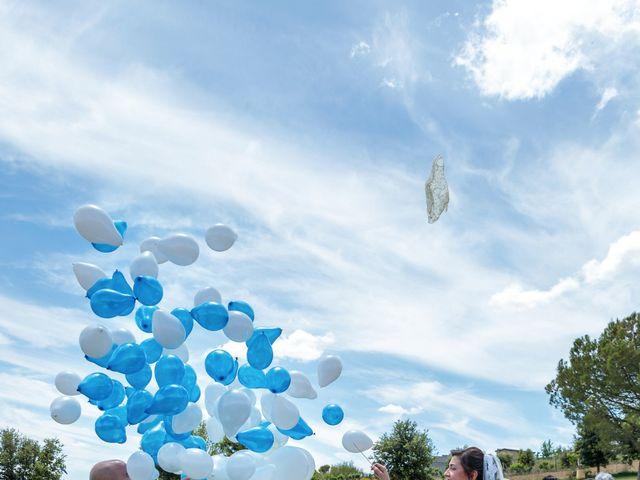 La boda de Mario y Seila en Cembranos, León 17