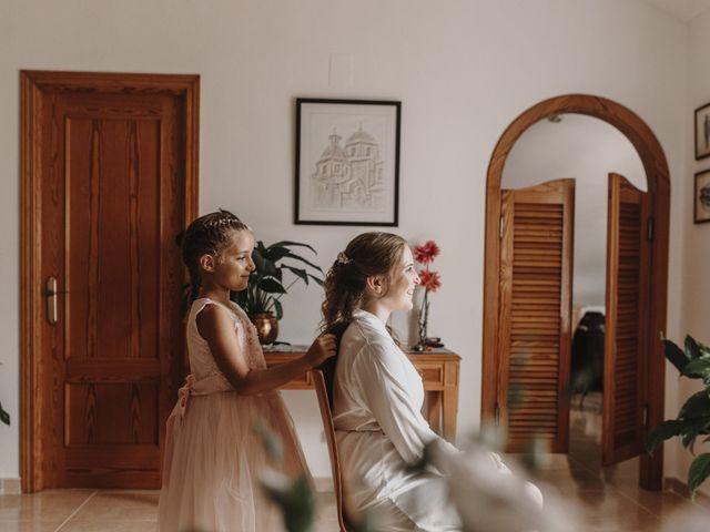 La boda de Pablo y Marta en Altea, Alicante 16