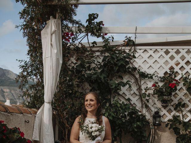 La boda de Pablo y Marta en Altea, Alicante 39