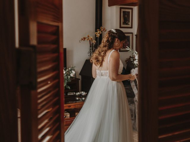 La boda de Pablo y Marta en Altea, Alicante 42