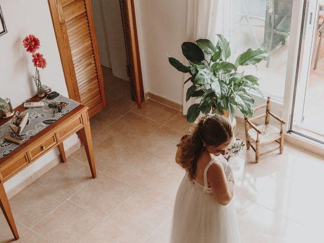 La boda de Pablo y Marta en Altea, Alicante 43