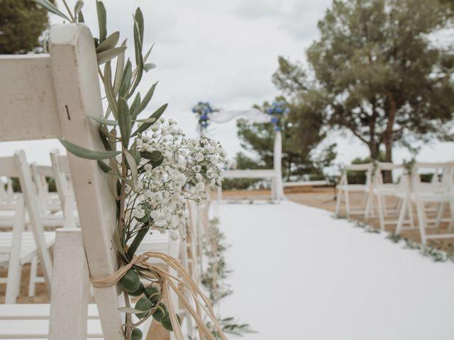 La boda de Pablo y Marta en Altea, Alicante 61
