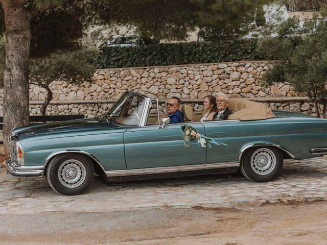 La boda de Pablo y Marta en Altea, Alicante 70