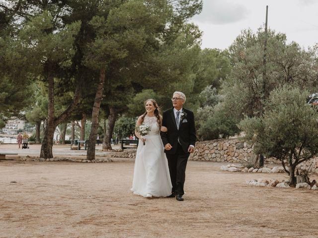La boda de Pablo y Marta en Altea, Alicante 74