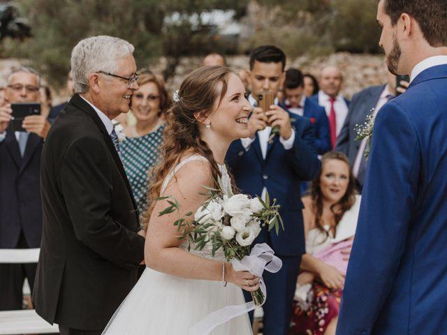 La boda de Pablo y Marta en Altea, Alicante 78