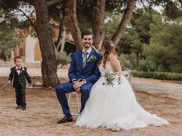 La boda de Pablo y Marta en Altea, Alicante 79