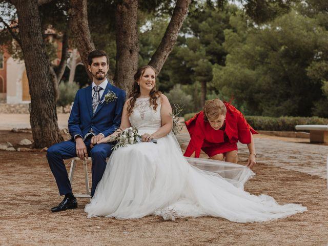 La boda de Pablo y Marta en Altea, Alicante 81