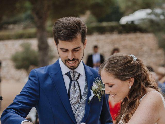 La boda de Pablo y Marta en Altea, Alicante 85
