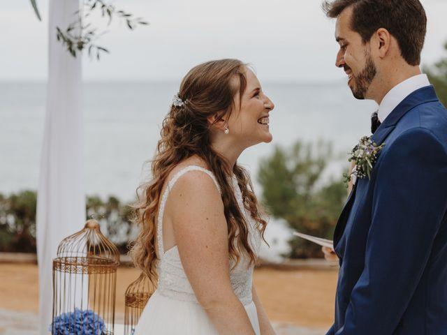 La boda de Pablo y Marta en Altea, Alicante 88