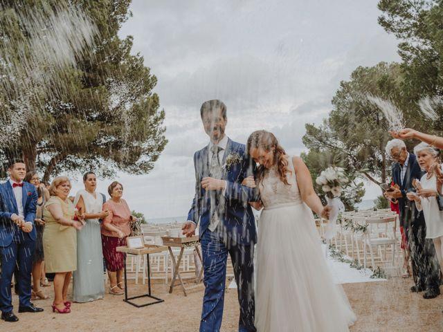 La boda de Pablo y Marta en Altea, Alicante 93