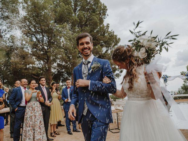 La boda de Pablo y Marta en Altea, Alicante 96