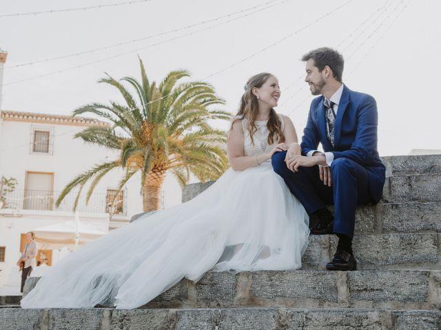 La boda de Pablo y Marta en Altea, Alicante 98