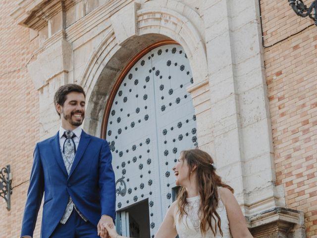 La boda de Pablo y Marta en Altea, Alicante 101