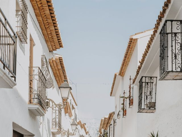 La boda de Pablo y Marta en Altea, Alicante 103
