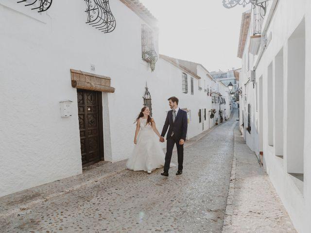 La boda de Pablo y Marta en Altea, Alicante 105