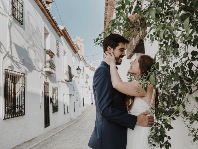 La boda de Pablo y Marta en Altea, Alicante 107