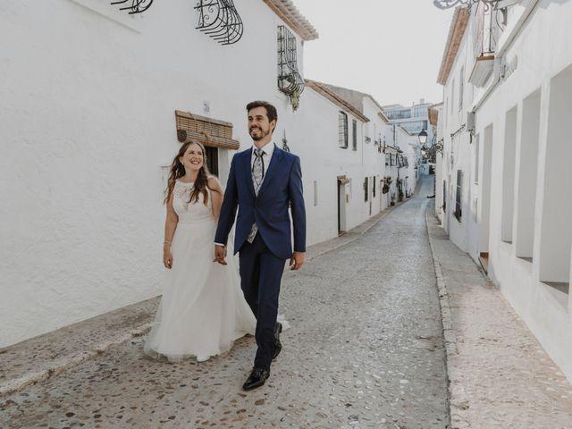 La boda de Pablo y Marta en Altea, Alicante 109