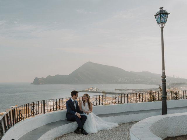 La boda de Pablo y Marta en Altea, Alicante 111