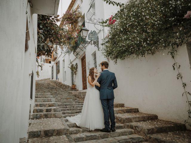 La boda de Pablo y Marta en Altea, Alicante 113