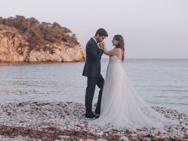 La boda de Pablo y Marta en Altea, Alicante 116