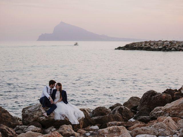 La boda de Pablo y Marta en Altea, Alicante 118