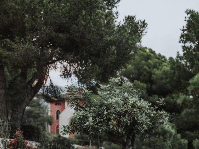 La boda de Pablo y Marta en Altea, Alicante 120