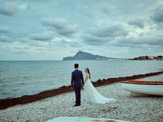 La boda de Pablo y Marta en Altea, Alicante 123