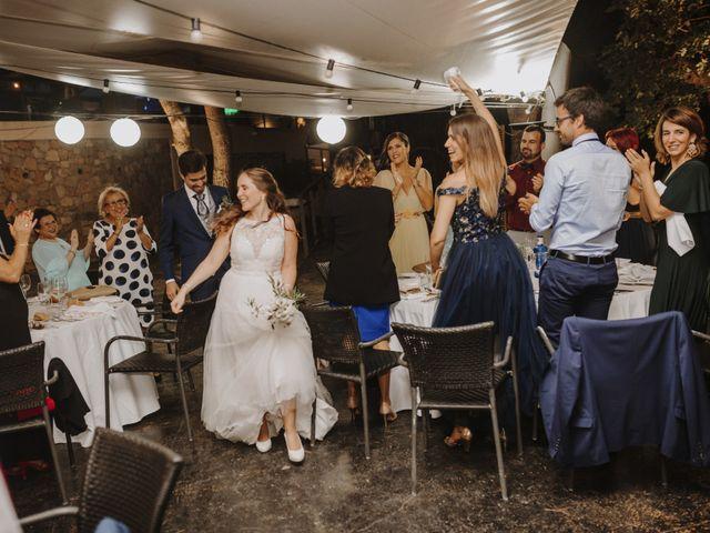 La boda de Pablo y Marta en Altea, Alicante 131