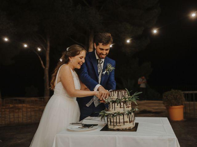 La boda de Pablo y Marta en Altea, Alicante 147