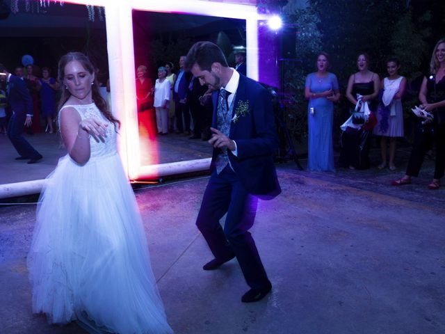 La boda de Pablo y Marta en Altea, Alicante 153