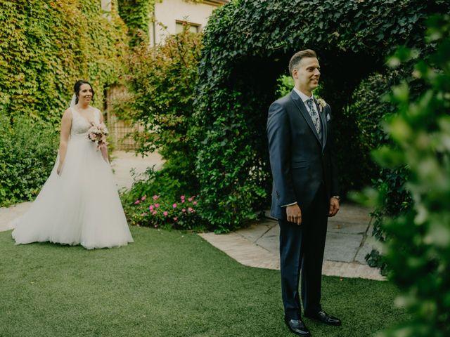 La boda de Mario y Idoia en Toledo, Toledo 45