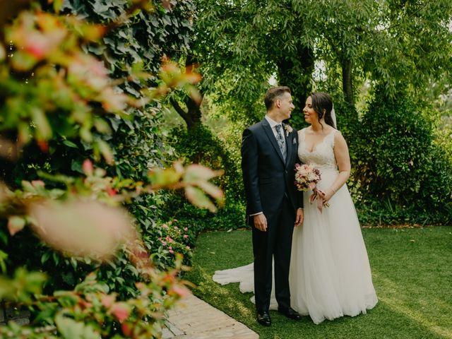 La boda de Mario y Idoia en Toledo, Toledo 50